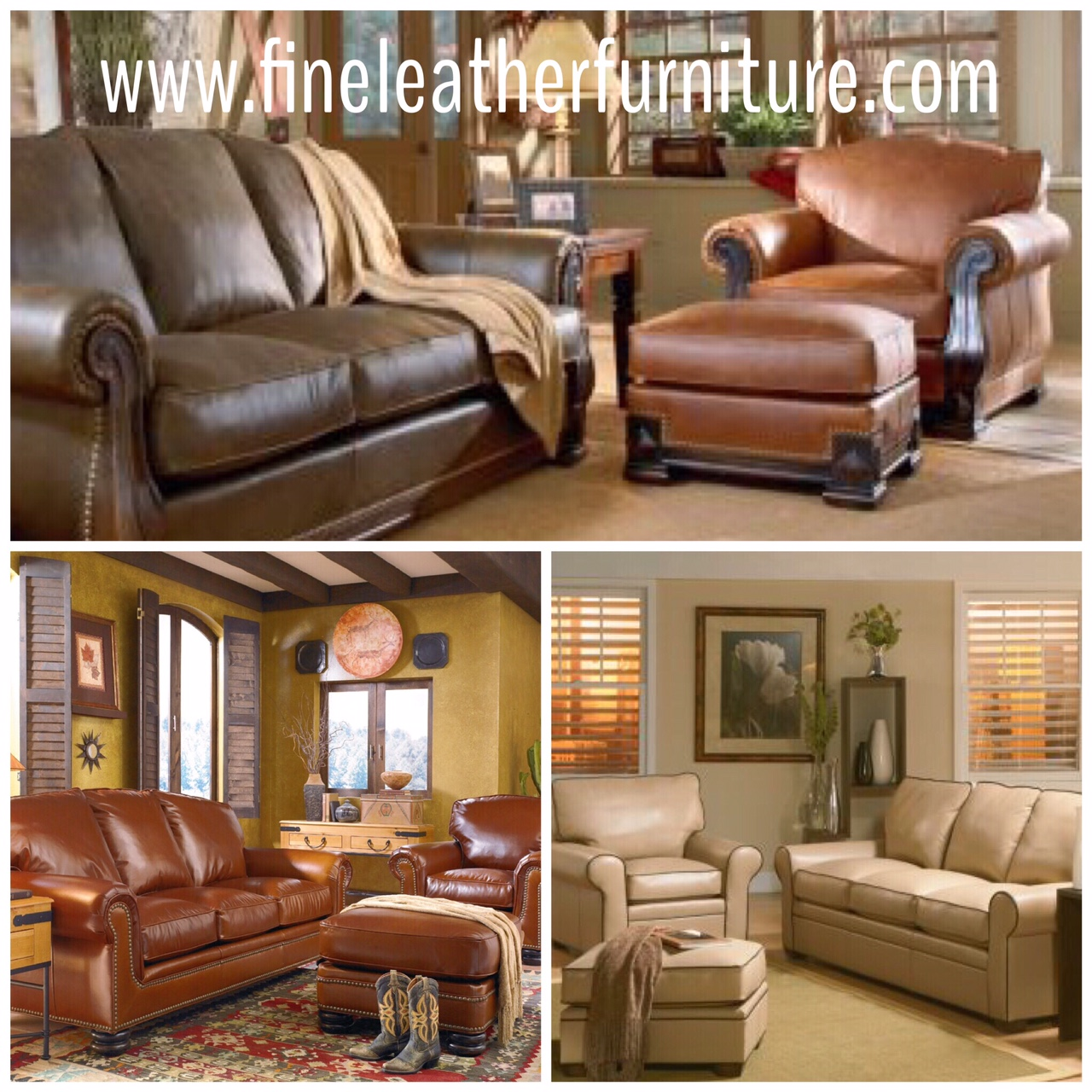 Home Furniture For Less: Classic Leather Furniture For Less