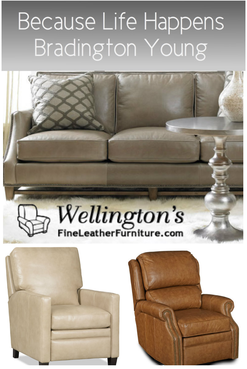 Leather Furniture from Bradington Young – Wellington's