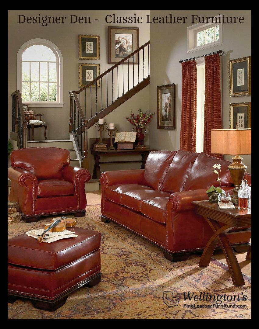 Designer deals club for hancock - Classic Leather Furniture