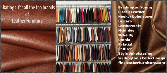 Top Brands Of Leather Furniture