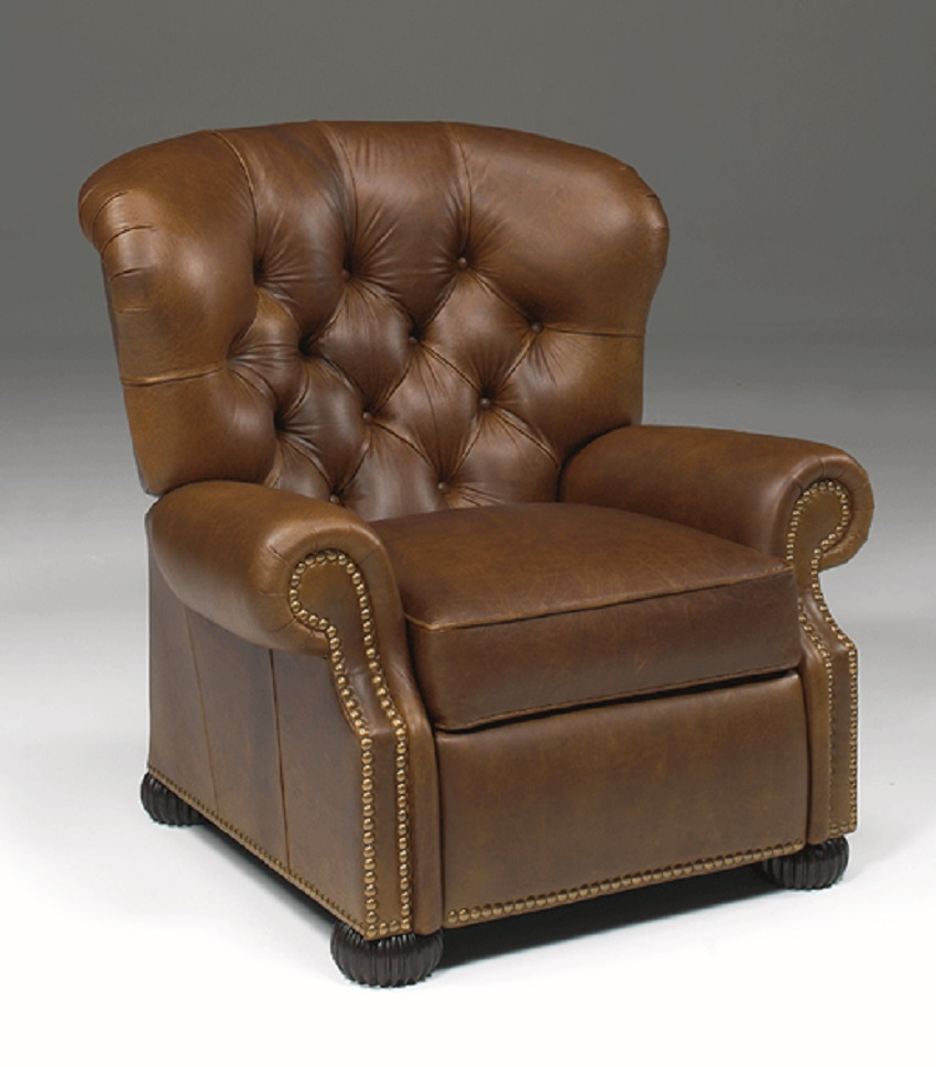 Beauregarde Leather Recliner