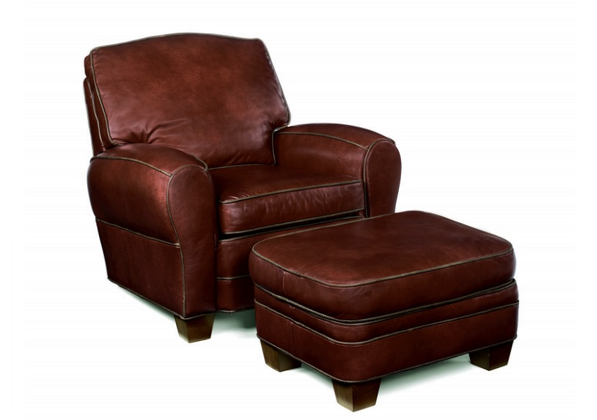 Arizona Leather Recliner Chair