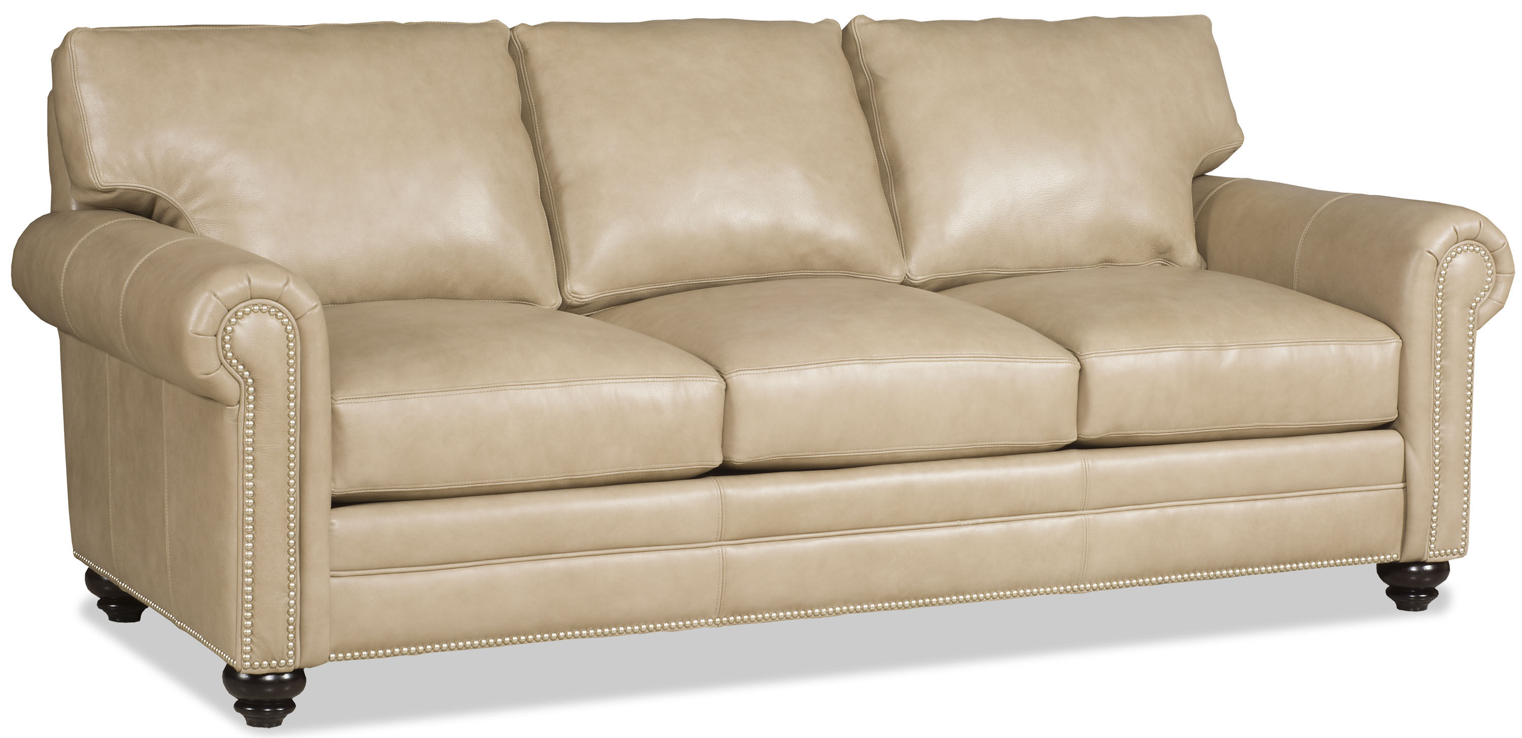Daire Leather Sofa