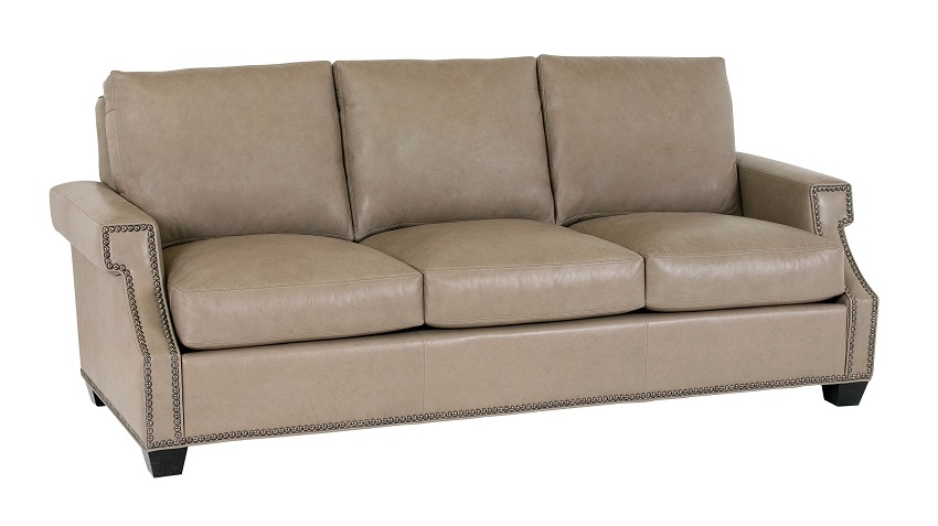 Killington Leather Loveseat
