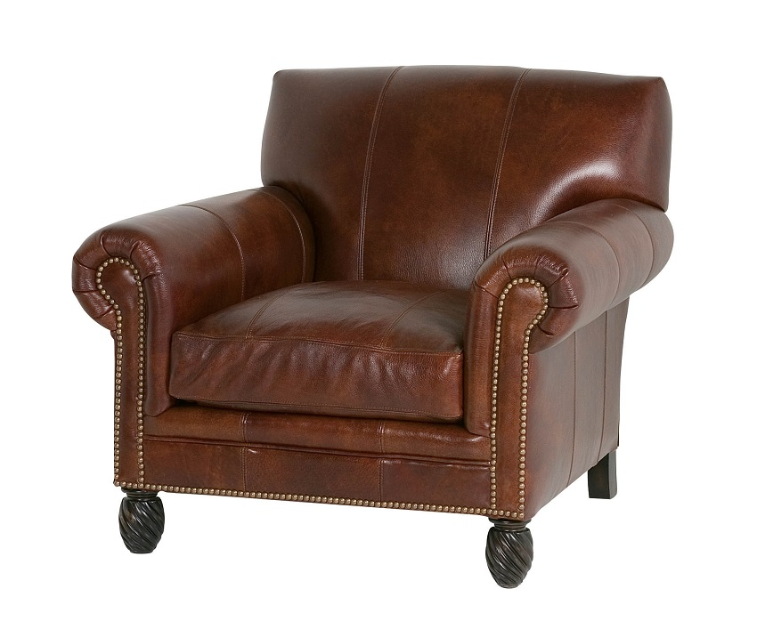 Benedict Leather Chair