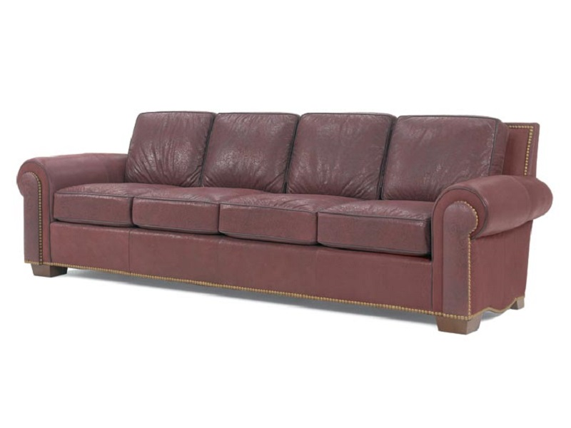High Quality Leather Sofa By Leathercraft Discount Pricing
