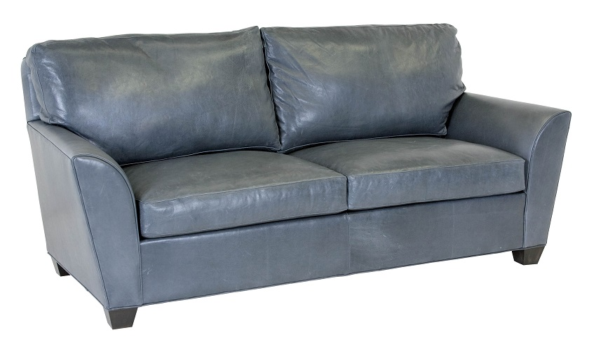 Bodie Leather Loveseat