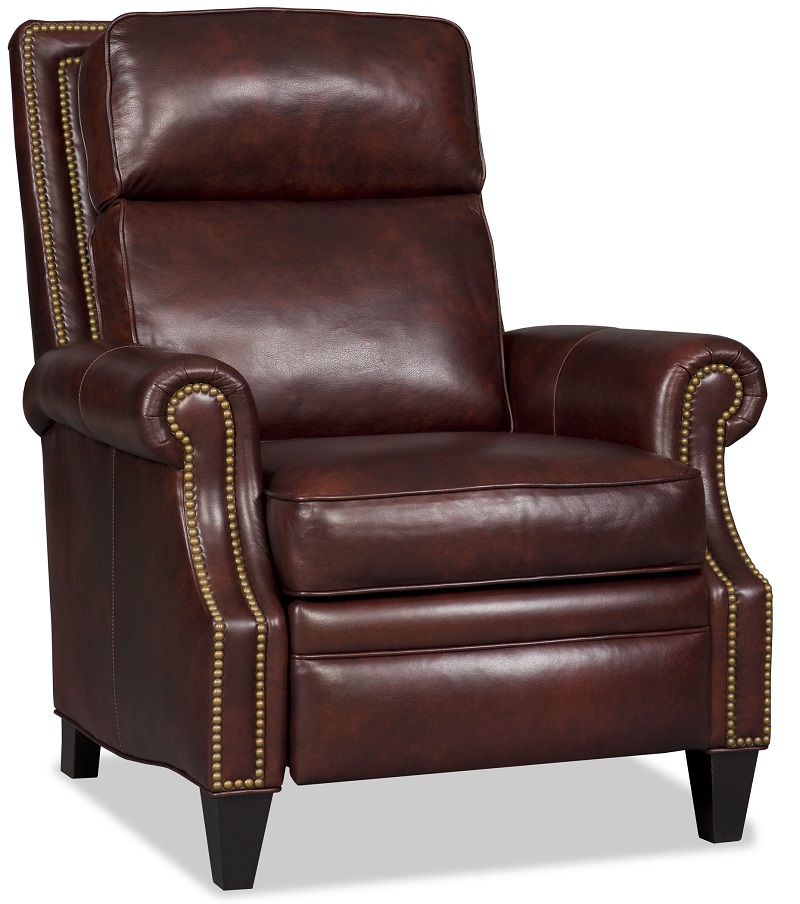 Afton Leather Recliner
