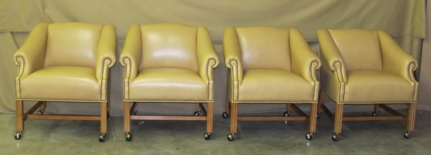 Office/Game Chairs With Casters