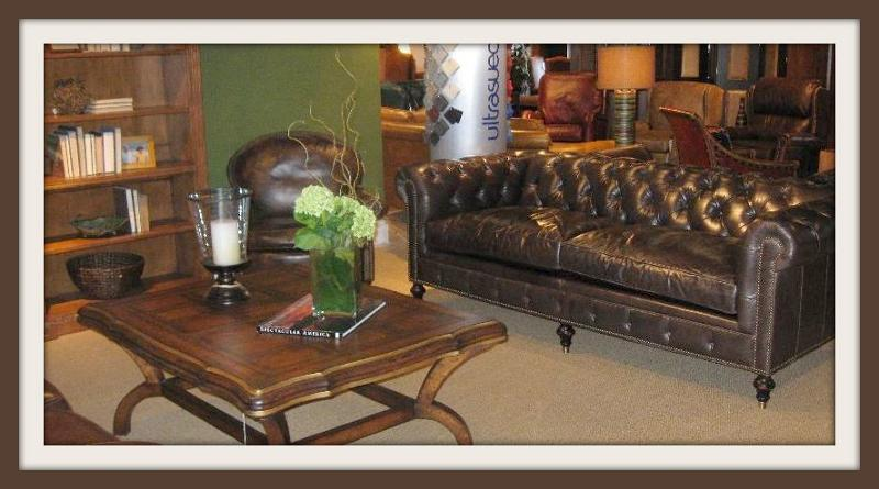 Chesterfield Sofa Bench Furniture Leather Upholstery
