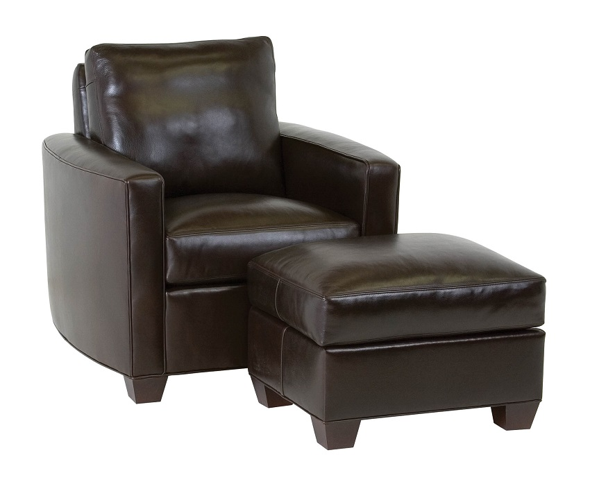 Leather Chairs Forks Leather Chair