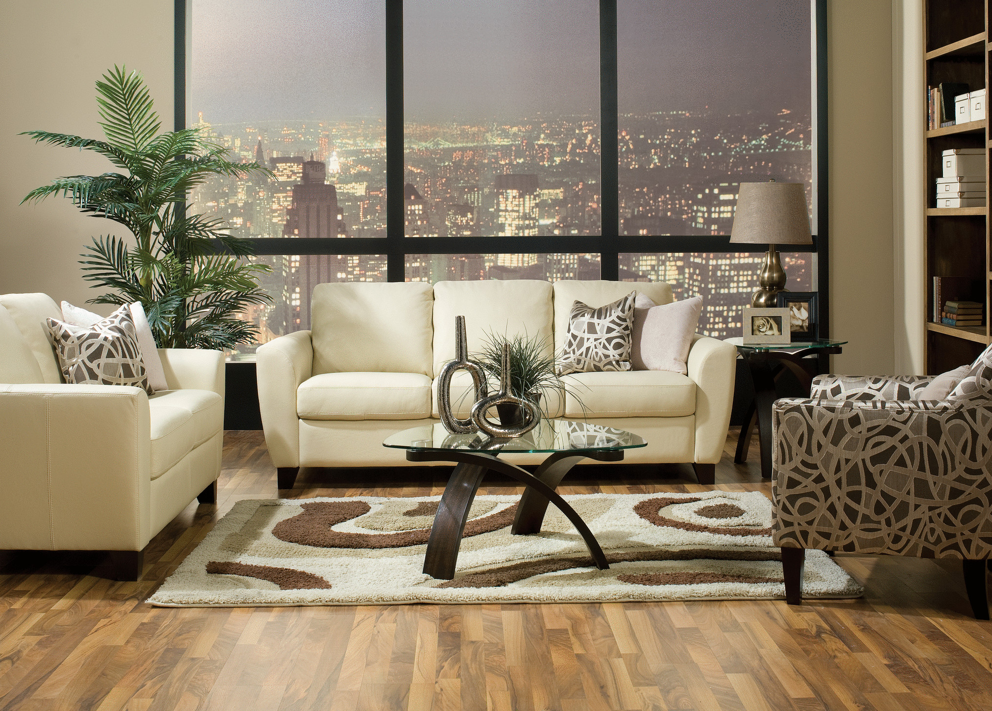 Marymount Leather Sofa