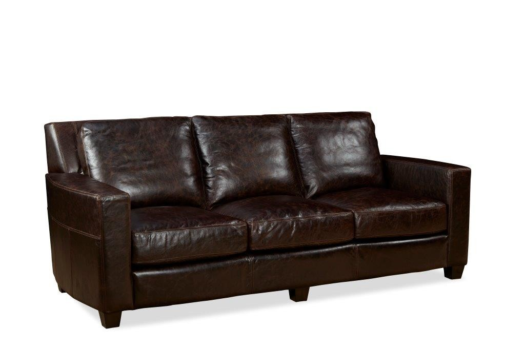 Quick Ship Marin Leather Sofa