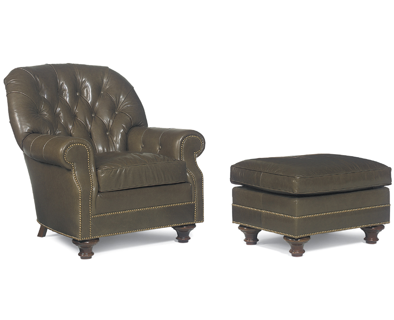 Fine Leather Chairs In Top Grain Upholstery For Less