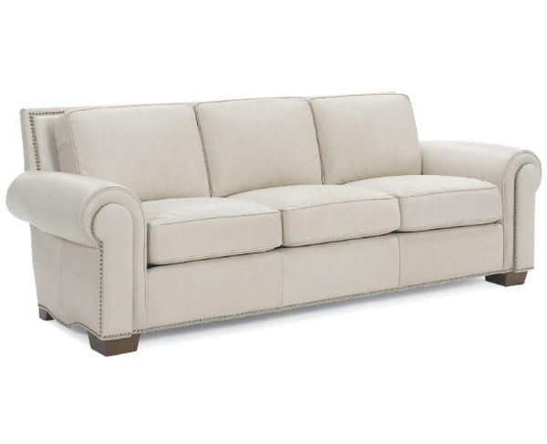 High quality leather sofa by leathercraft discount pricing for Best affordable furniture brands