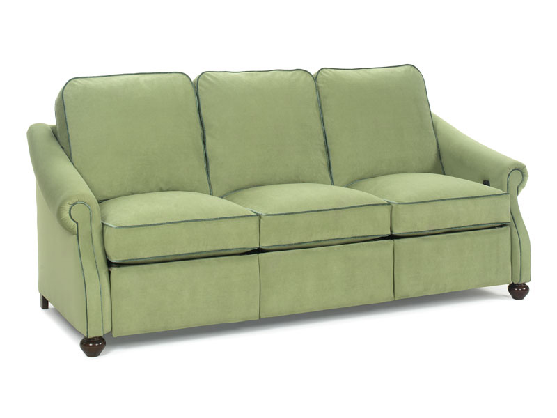 Motorized Reclining Leather Sofa And Love Seats American Made
