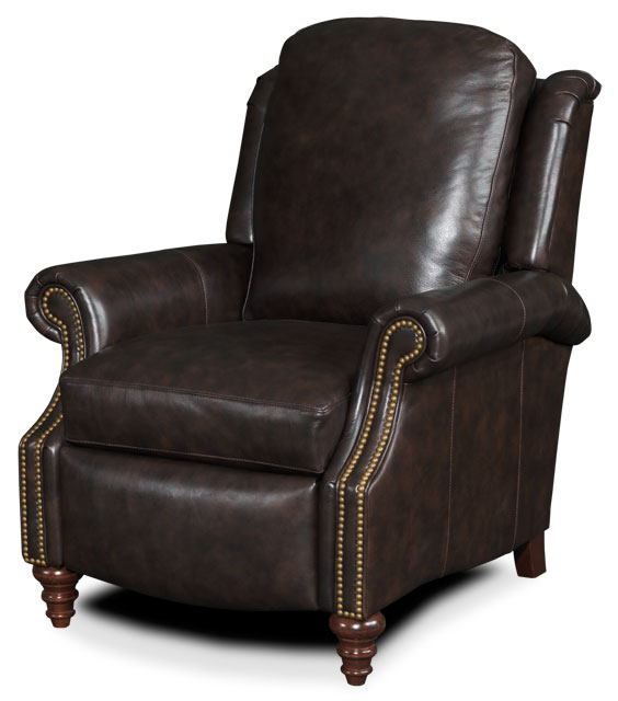 Hobson Leather Recliner