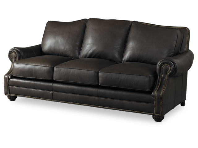 Dietrich Leather Sofa