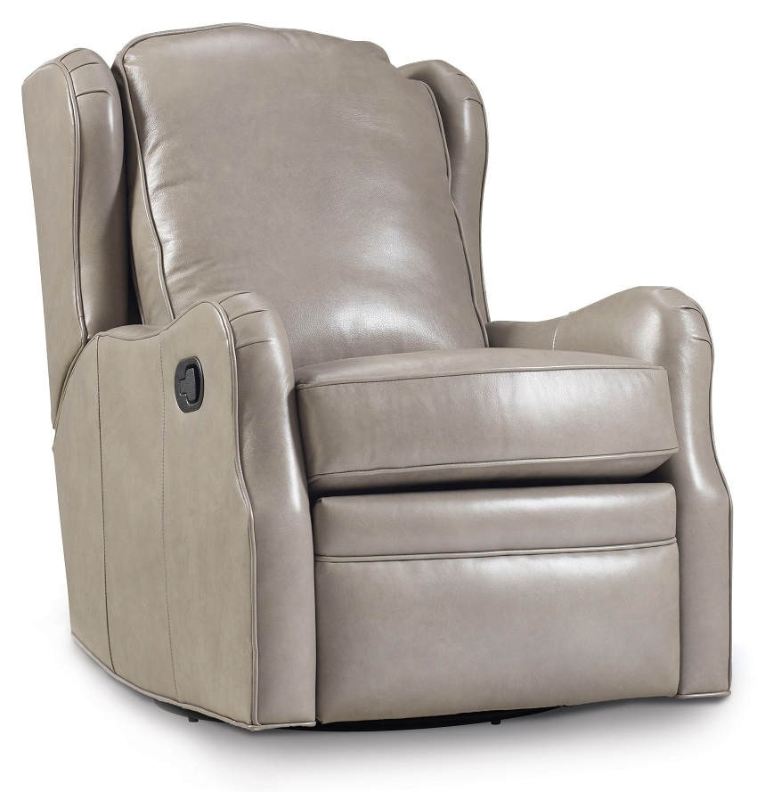 Sebastian Leather Wall Hugger Recliner On Sale By