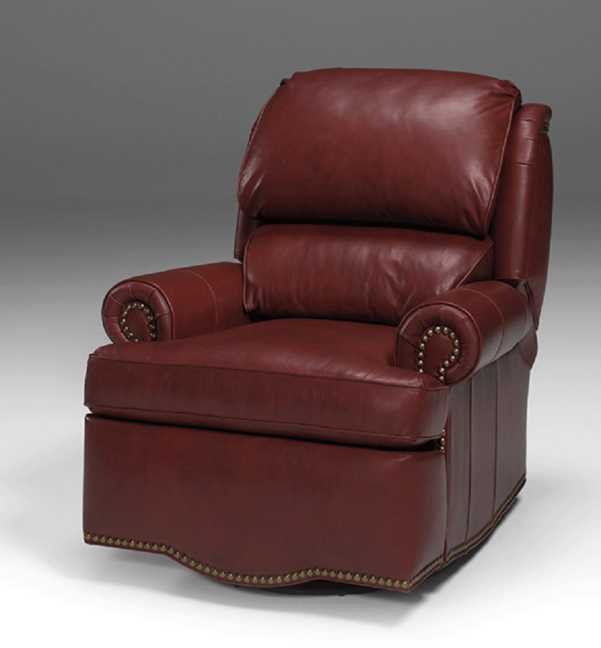 Double Pillow Back Recliner