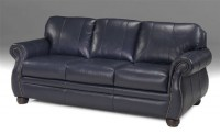 Bradford Leather Sofa Sleeper