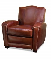 Morris Leather Recliner