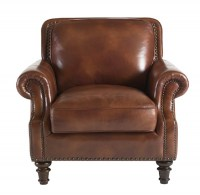 Bremerton Leather Chair