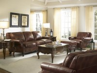 Bremerton Leather Sofa Group