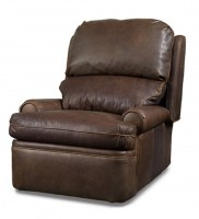 Chandler Leather Wallhugger Recliner