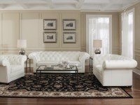 Victoria Leather Sofa Group