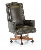Whitley Leather Desk Chair