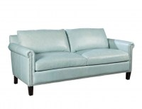 Belle Leather Sofa