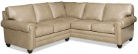 Daylen Leather Sectional