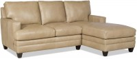 Donnelly Leather Sectional
