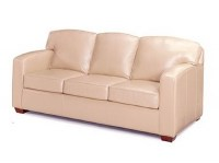 Salma Leather Sofa