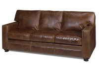 Butte Leather Sofa