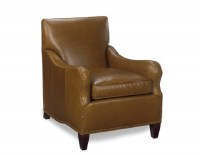 Clare Leather Chair