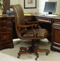 Brookhaven Leather Desk Chair