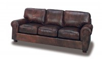 Leather Furniture Decor Leather Sleeper Sofa