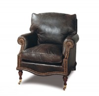 Edward Leather Chair