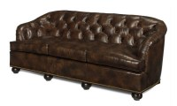 Coleman Leather Sofa