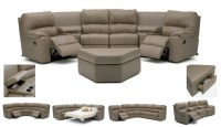 Picard Leather Theatre Seating