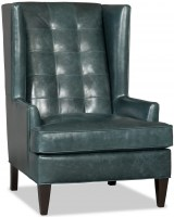 Zadie Leather Chair