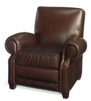 Delta Leather Recliner