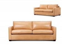 Gilbert Leather Sofa