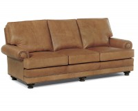 Bon Aire Leather Sofa