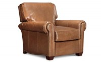 Robinson Leather Recliner