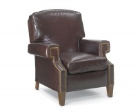 Ariel Leather Recliner