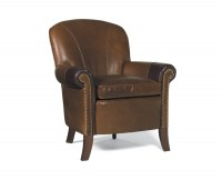 St Barths Leather Chair