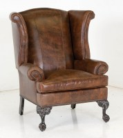 Godfrey Leather Chair